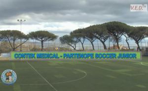CONTEK MEDICAL  - PARTENOPE SOCCER JUNIOR  - Torneo Intersociale Junior