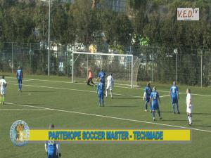 PARTENOPE SOCCER MASTER - TECHMADE -  Torneo Intersociale Master
