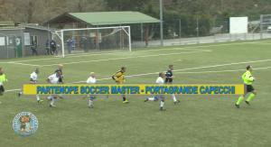 PARTENOPE SOCCER MASTER - PORTAGRANDE CAPECCHI  - Torneo Intersociale Master
