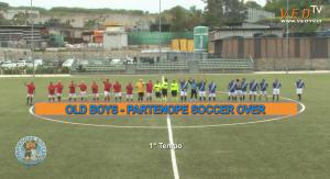 OLD BOYS - PARTENOPE SOCCER OVER  - Torneo  Intersociale Over