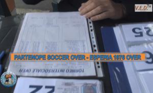 PARTENOPE SOCCER OVER - ESPERIA 1976 OVER  -Torneo Intersociale Over