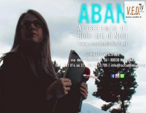 VED Tv incontra il Prof. PEPPE CAPASSO direttore dell' ABAN - Accademia di Belle Arti di Nola