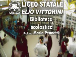 Biblioteca M. Pennetti