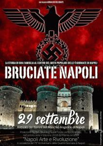 BRUCIATE NAPOLI