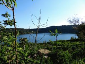 la partenope e il lago