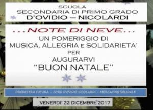 NOTE DI NEVE 2017