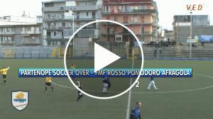 PARTENOPE OVER- FMF- ROSSO POMODORO