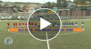 News: OLD BOYS - PARTENOPE SOCCER OVER -  Semifinale Coppa OVER 2018/19