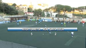RIVER TORRETTA - REAL SANTA LUCIA