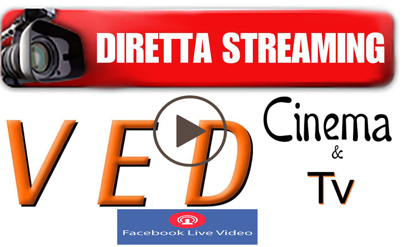 VEDTV Diretta streaming Facebook