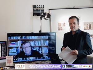 incontro-lezione con Peppe Borrone