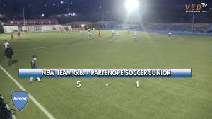 new Team - partenope Junior